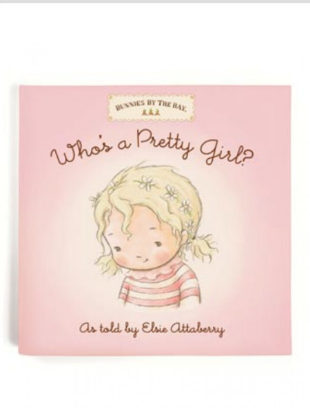 Bunnies By The Bay Pretty Girl Collection - Pretty Girl Storybook