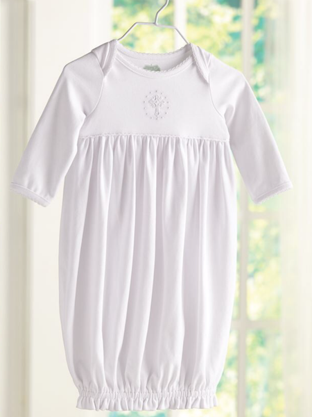 Mudpie Gown - French Knot Christening  Gown