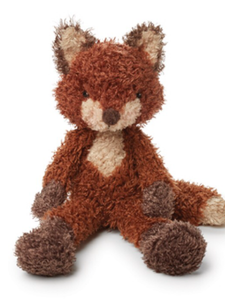 Bunnies By The Bay - Camp Cricket Collection Foxy Stuffed Animal