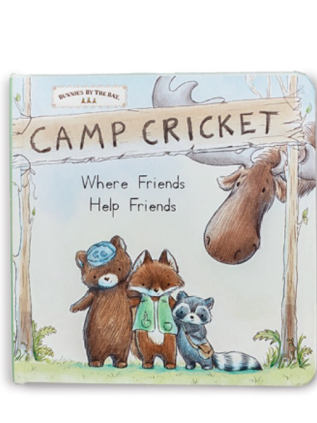 Bunnies By The Bay - Camp Cricket Collection Storybook