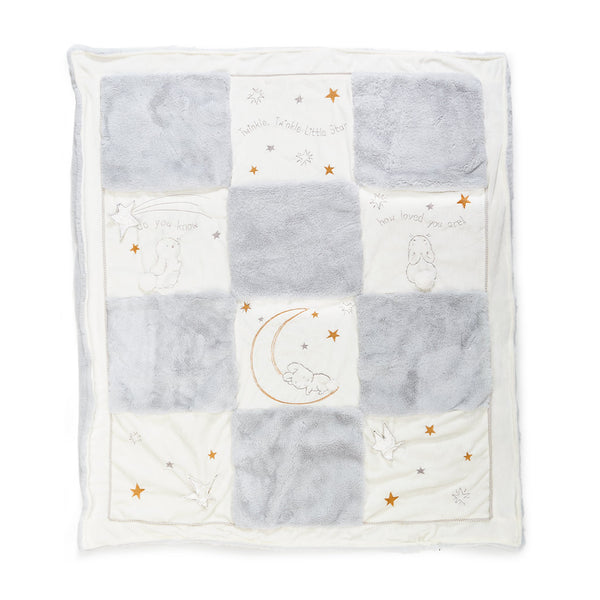 Bunnies By The Bay Little Star Blanket