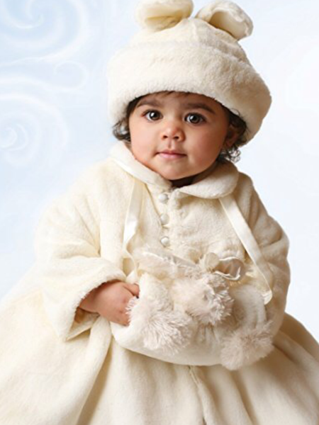 Bunnies by the Bay Storybook Keepsake Coat