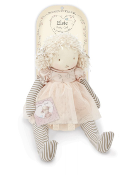 Bunnies By The Bay Pretty Girl Collection - Elsie Doll