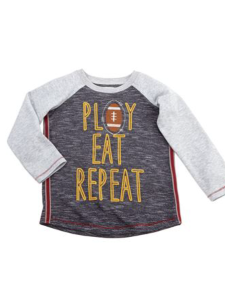 Mudpie Thanksgiving T Shirts Play Eat Repeat
