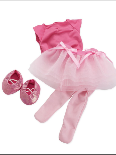Baby Stella Ballet and Tutu Outfit