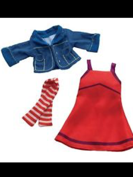 Groovy Girl Darling Denuim Outfit