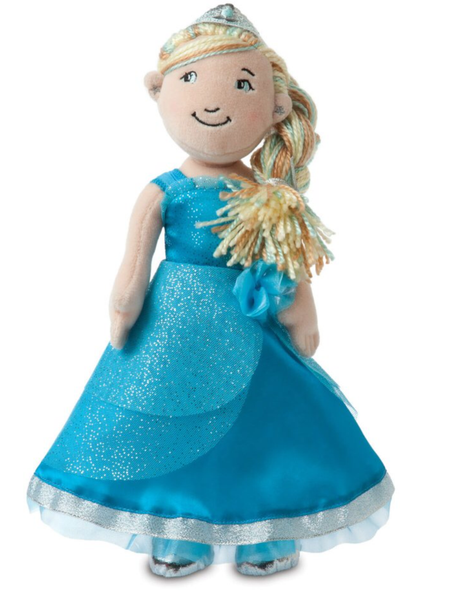 Groovy Girl Princess Crystelle Doll