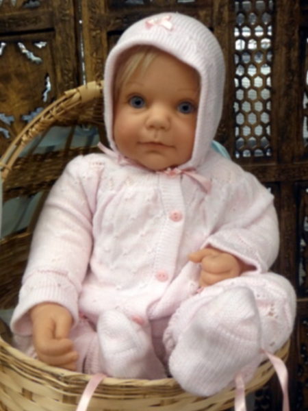 Will'beth Pink Knit Bring Me Home Outfit