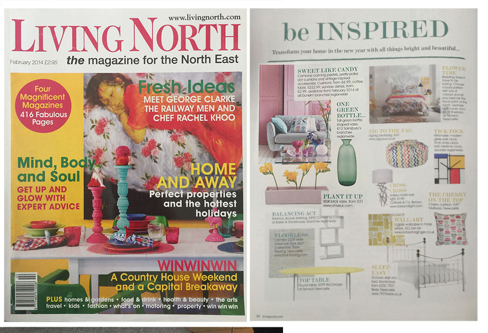 Living North - Be Inspired