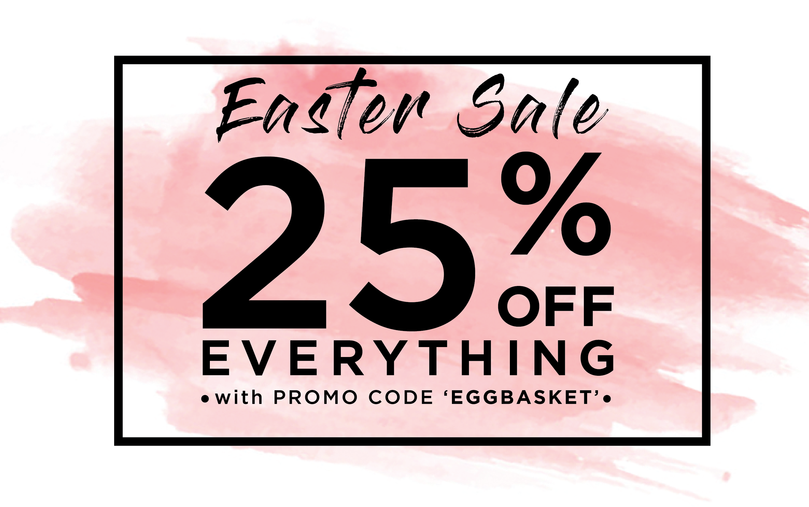 Chive UK - Easter Sale 2019