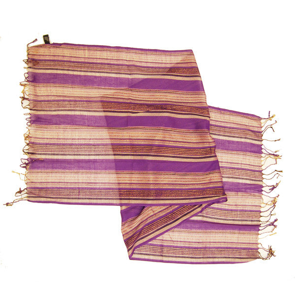 Light Weight Scarves - 5 Assorted Styles