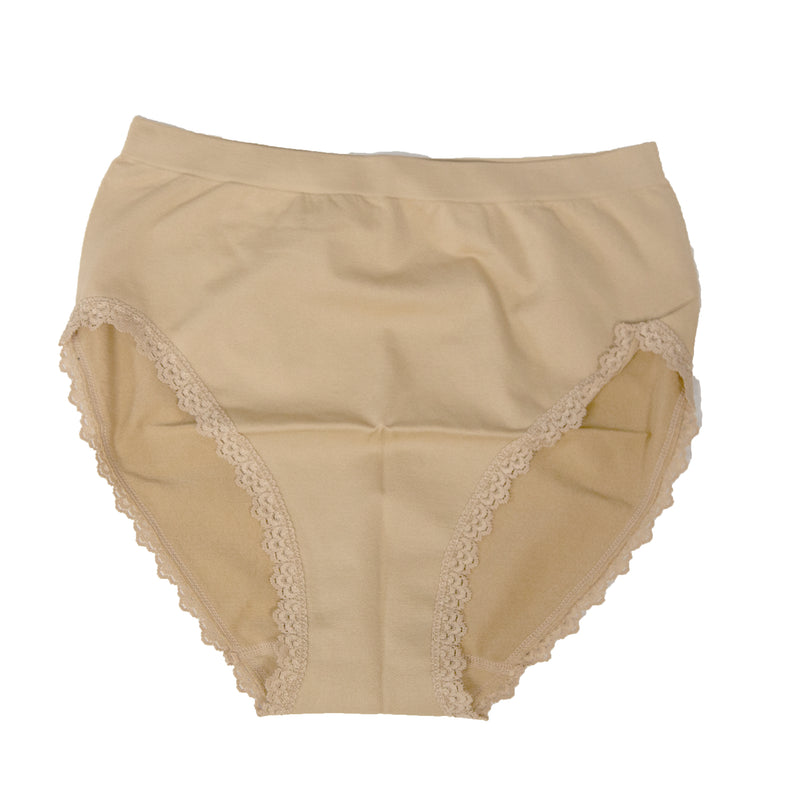 Genie Briefs Lace Nude / 4X Mail Order