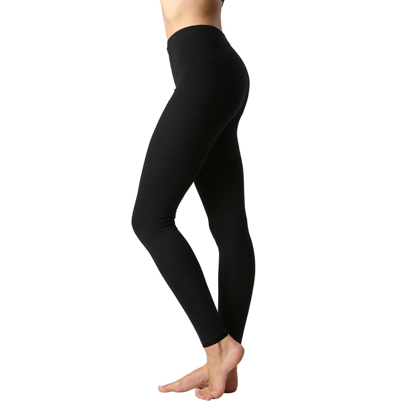 Slim & Tone Legging Black / S S - Mail Order