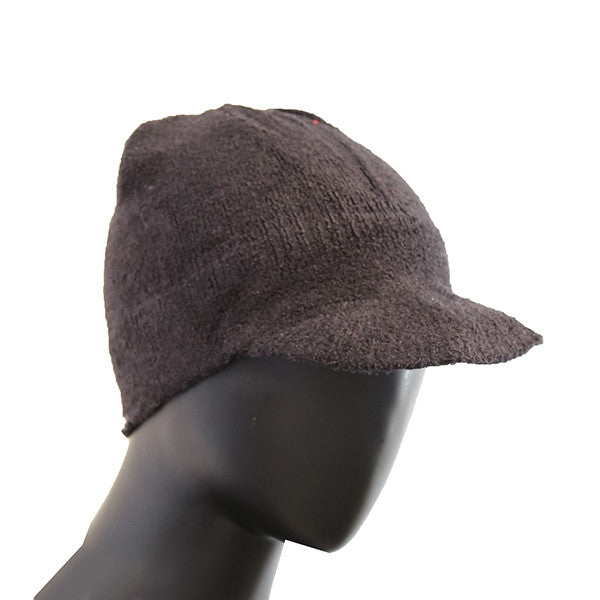 Microfiber Winter Hat (Black)