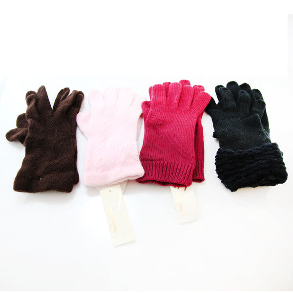 Cold Weather Gloves (Assorted)