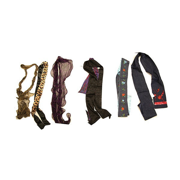 Women's Designer Sashes (Assorted) - Price per Piece / Sold by Case