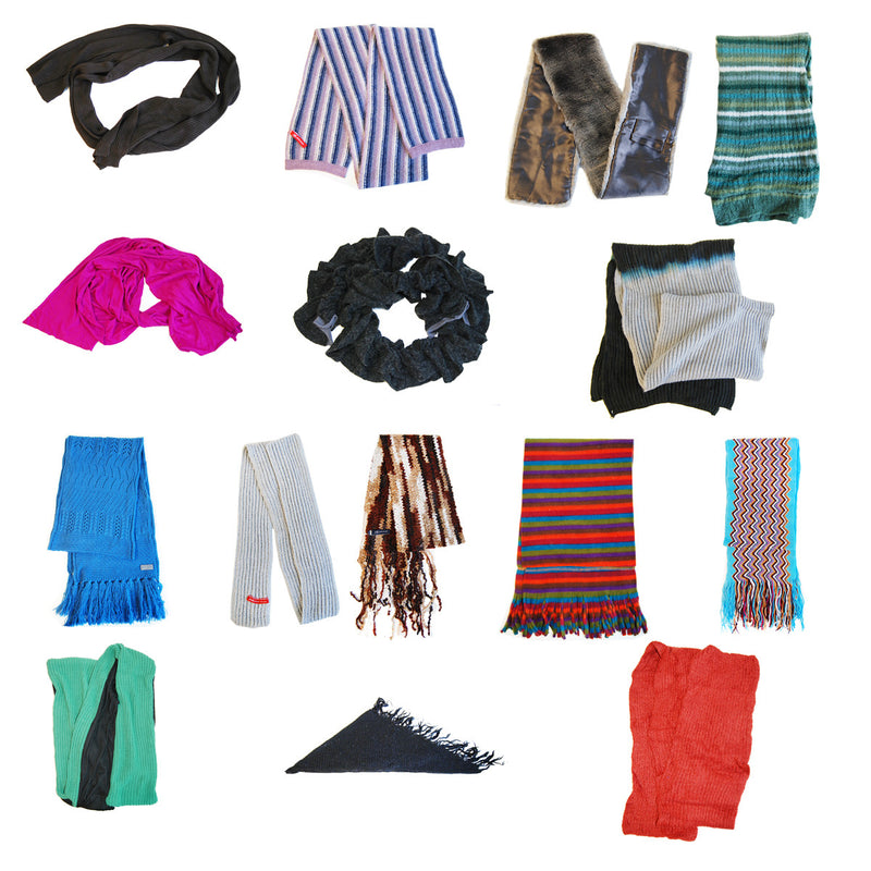 Scarves (Assorted)