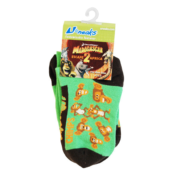 Boy's Double Sided Socks (Assorted)