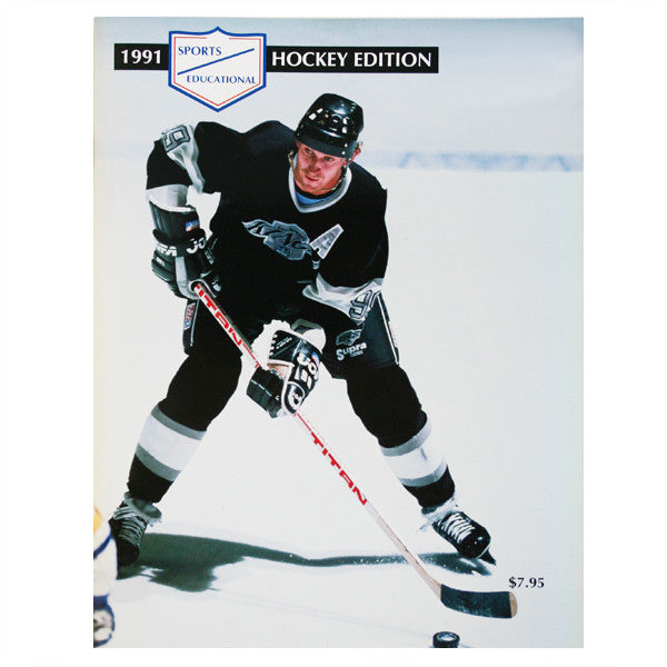 Sports Educational - 1991 Hockey Edition