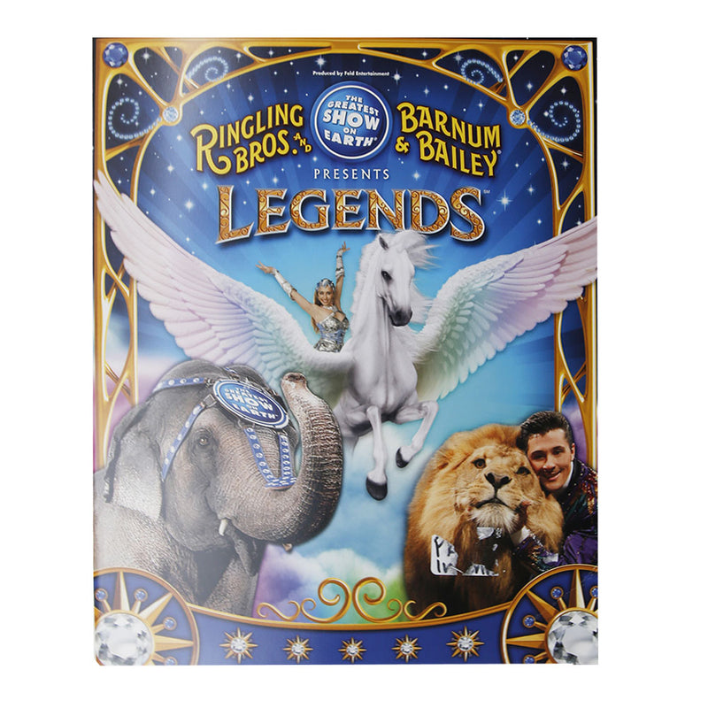 Legends Book RBBBC