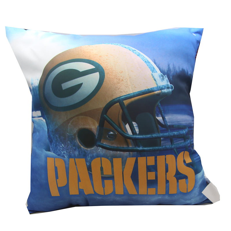 Packers 18 x 18 Pillow