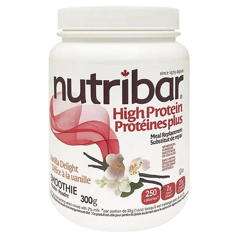 Nutribar High Protein Smoothie Vanilla 300 gr - Exp. 01-21