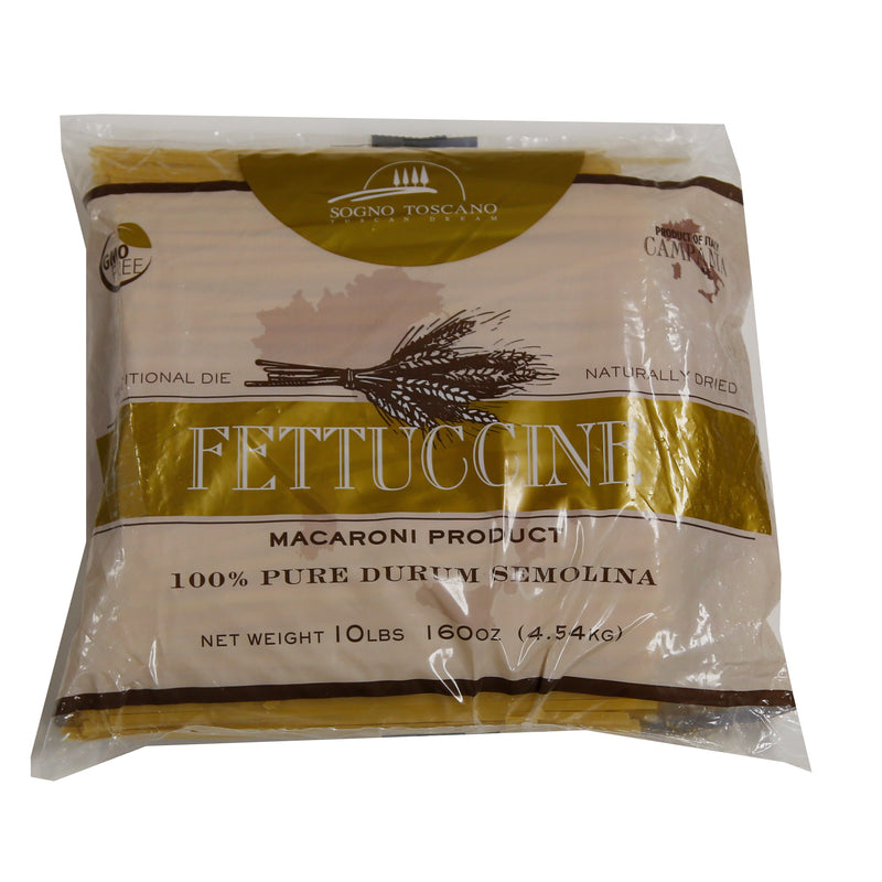 SognoToscano Fusilli Pasta each case comes with 2  - 10 lb bag per case Exp 7-17-2018
