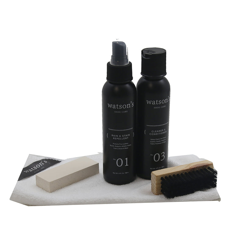Suede / Nutbuck Shoe Care Kit