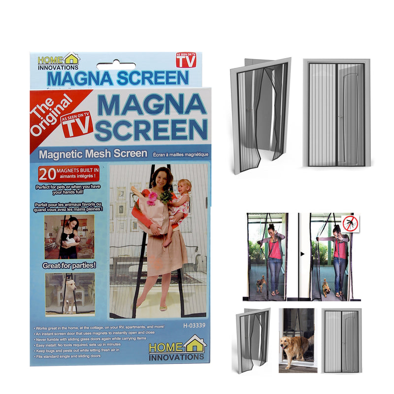 Magna Screen Magnets8x14.75