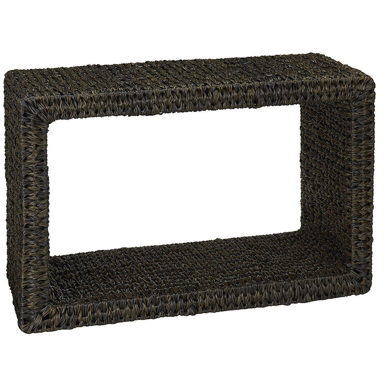 Havana Resin Wicker Indoor Outdoor Coffee Table
