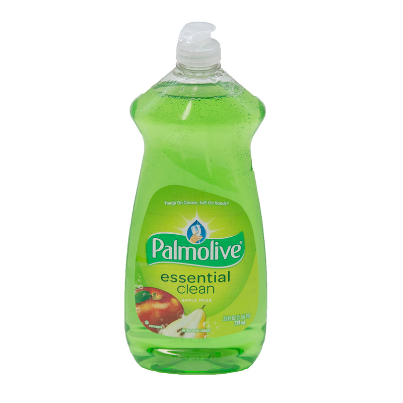 Palmolive Essential Clean Ultra Dish Liquid-Apple Pear 25 oz.