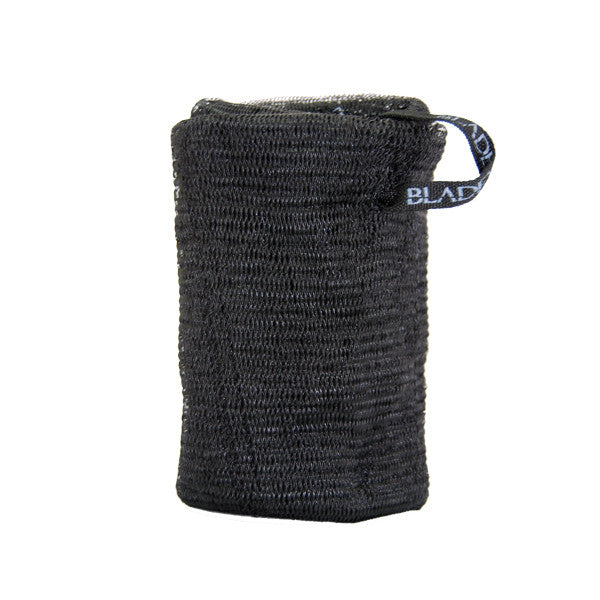 Black Loofah Shower Sponge