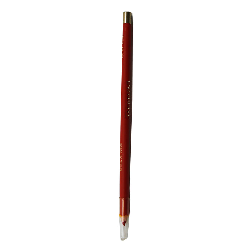 Jackelin Lip Pencil. solid Color :Tomato Red ).07oz.  Unboxed