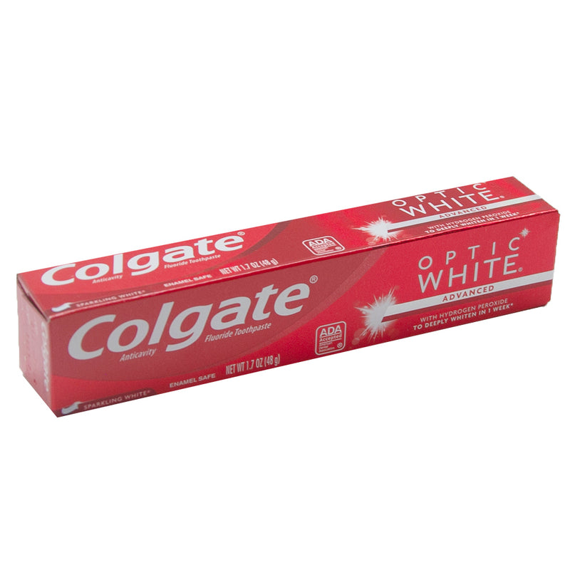 Colgate Optic White Advance 1.7 oz - Exp. 03-21