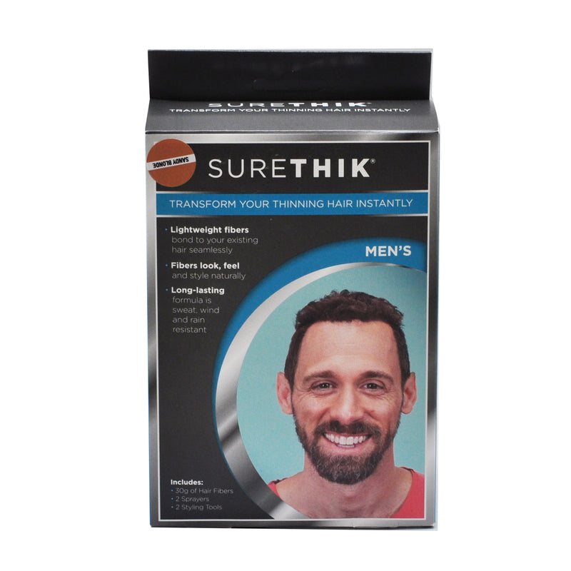 SureThik Men's Transform Your Thinning Hair Instantly - Sandy Blonde