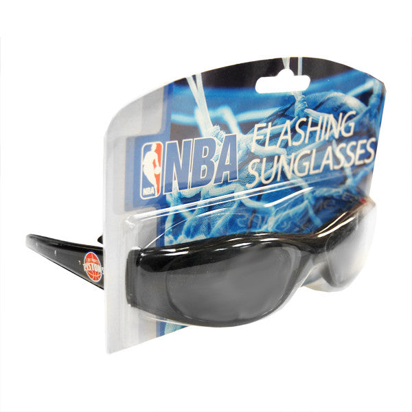 Detroit Pistons Flashing Sunglassses