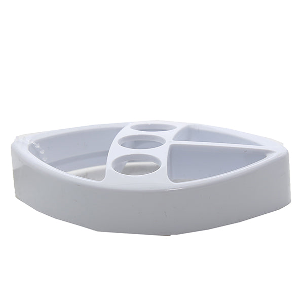 Pencil Caddy White Lid