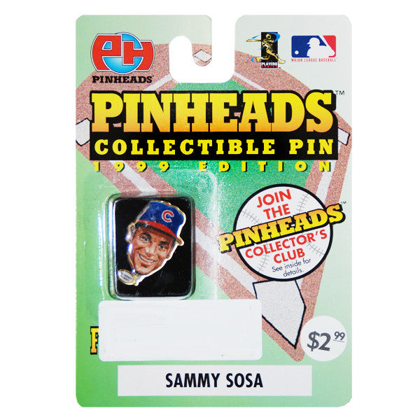 MLB Collectible Pinhead Lapel Pins Asst.