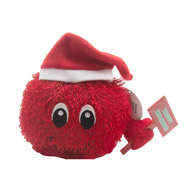 Christmas Smile Face Decorative Plush Toy