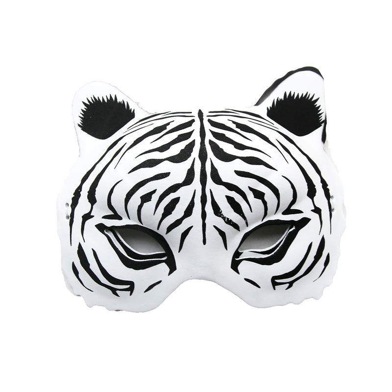 Mask Foam Tiger RBBBC