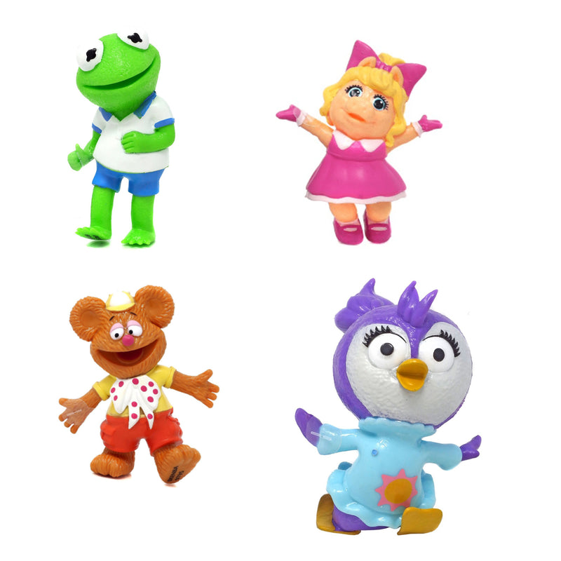 Disney Jr Muppet Babies Life Like, Asst.