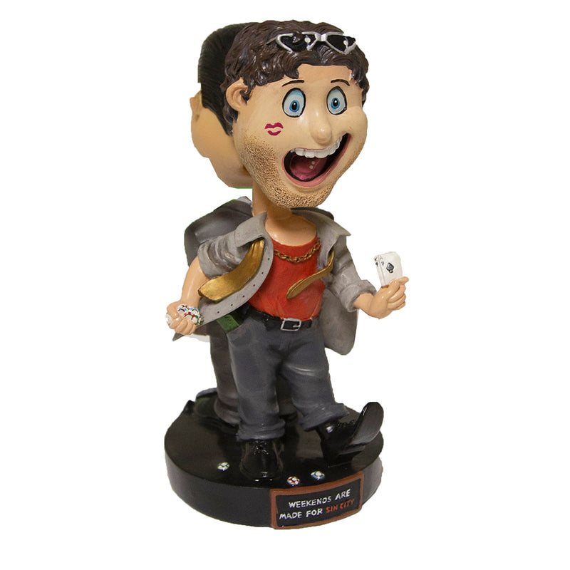 Sin City Man Bobble Head