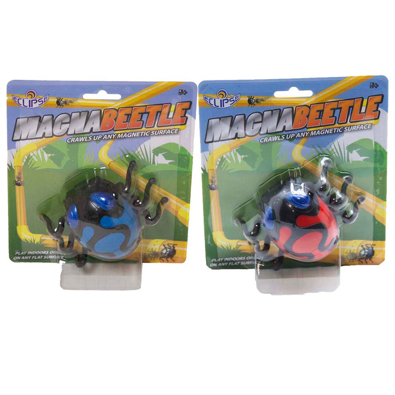 Eclipse Robotic MagnaBeetle S/2 (Blue/Red)-priced and sold as two pack