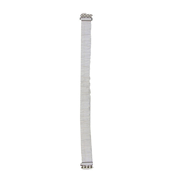 Women's Belts (White) - Large / X-Large