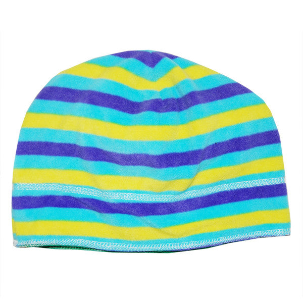 Light Weight Fleece Winter Hat (Turquoise)