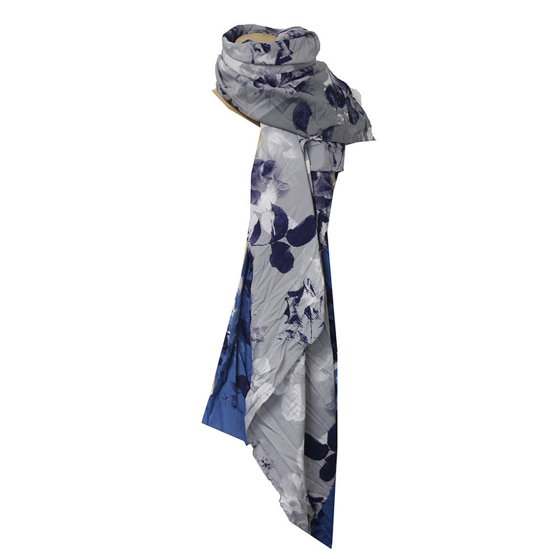Anna & Ava Scarf Color Blue , Gray , Black