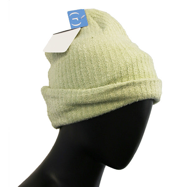 Microfiber Winter Hat (Sage Green)