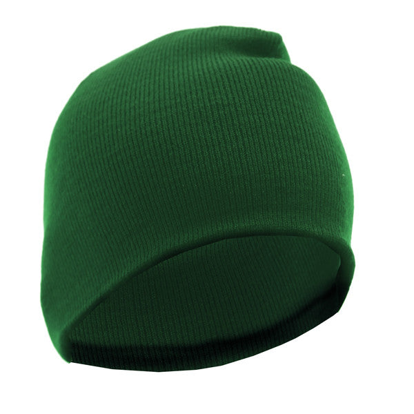 Knit Hat (Green)
