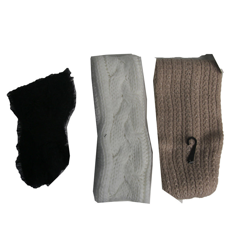 Winter Head Bands Assorted Color & Style