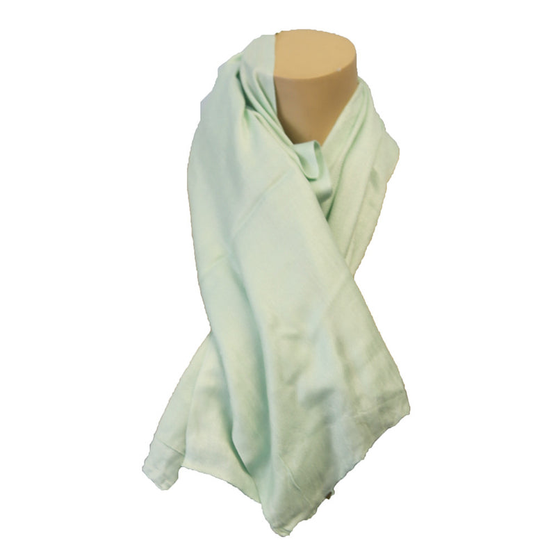 Wrap Lt Wt Twill Pashmina Assorted Colors